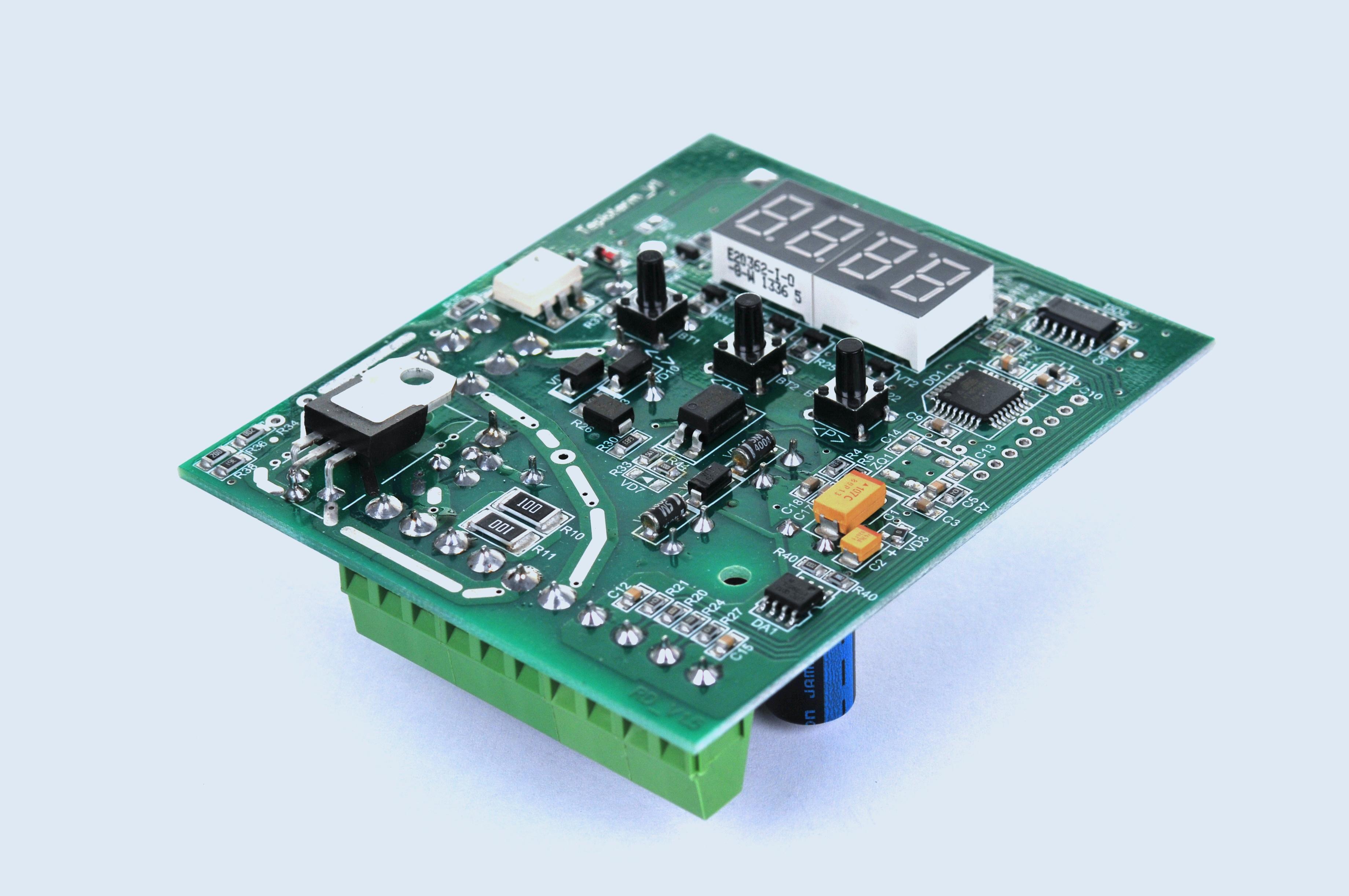 Контроллер управления обогревателем